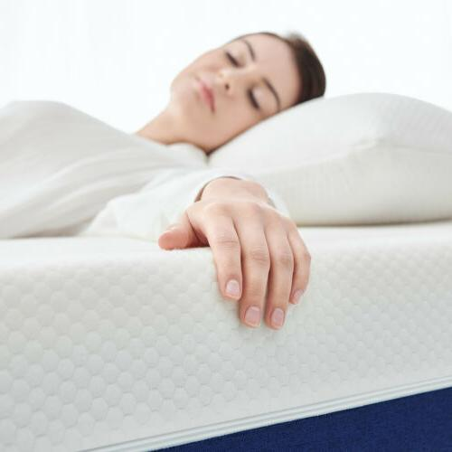 10 Gel Foam Mattress