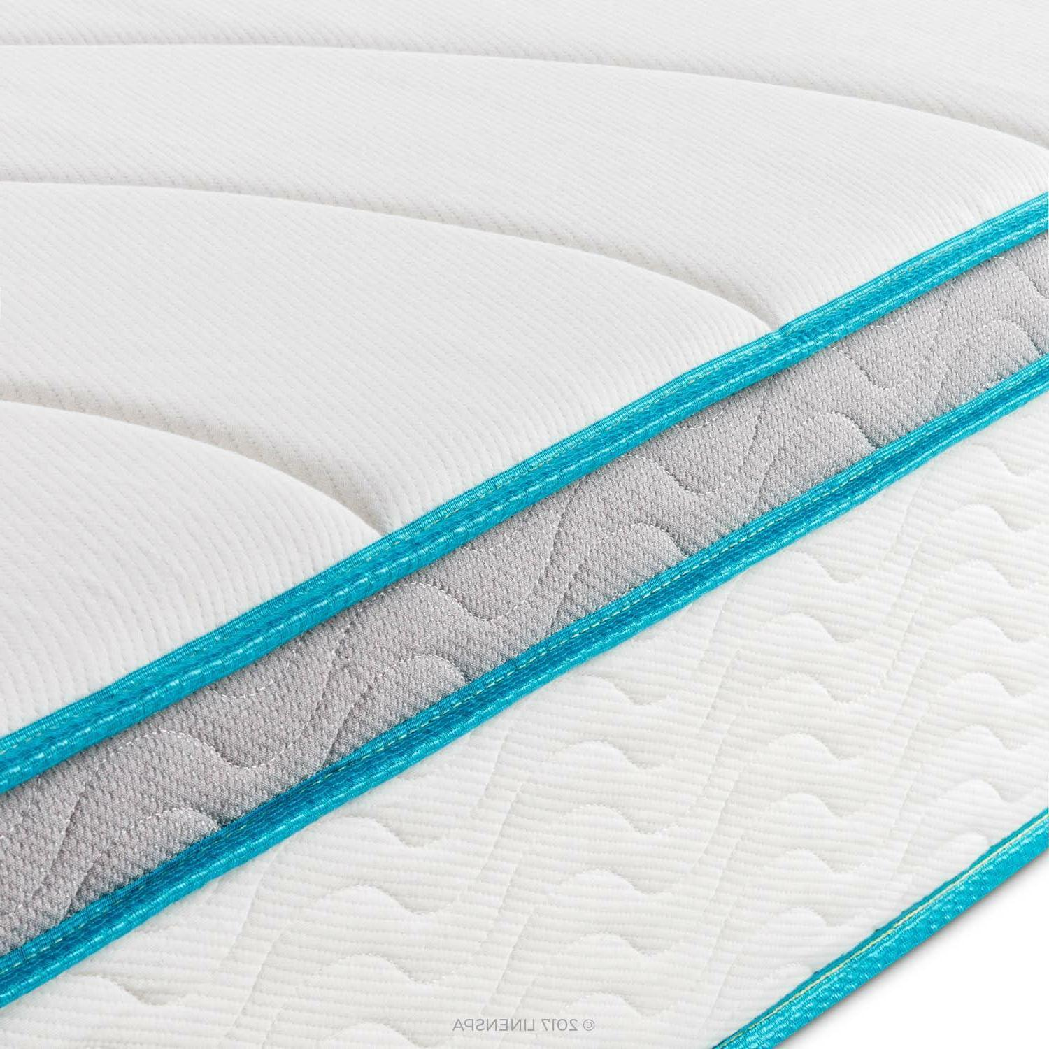 LINENSPA Inch Memory - Ultra Quilted