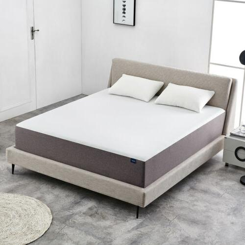 10 Mattress With More Relief A Box Full,Queen