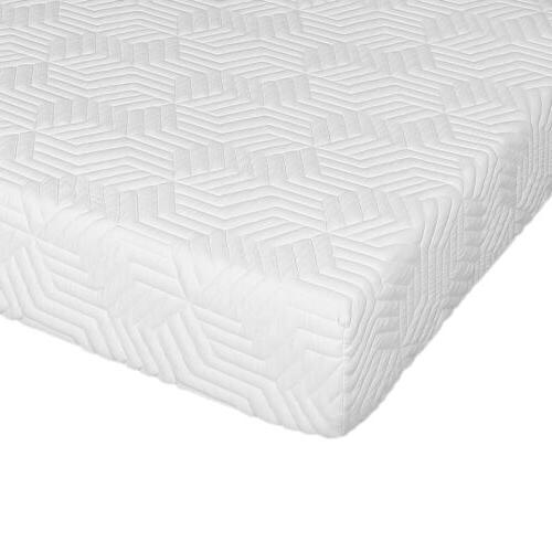 "14"" King Cool Mattress + Pillows White"