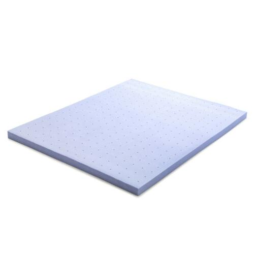 Topper-Twin Queen Comfort Gel Mattress 2''/2.5''/3''/4''