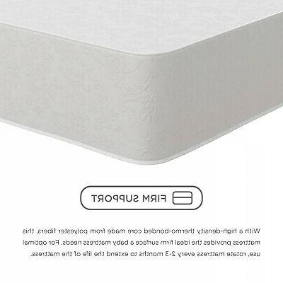 """5"""" Baby Mattress Fits Cribs Water Bed"""