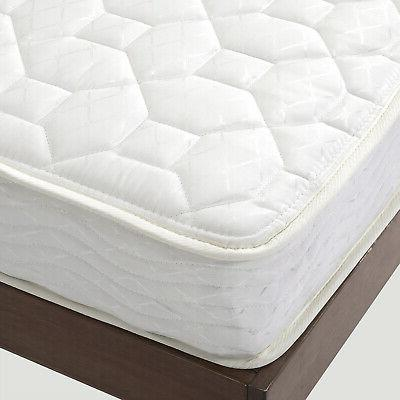 "6"" Inch Full Firm Quilted NEW"