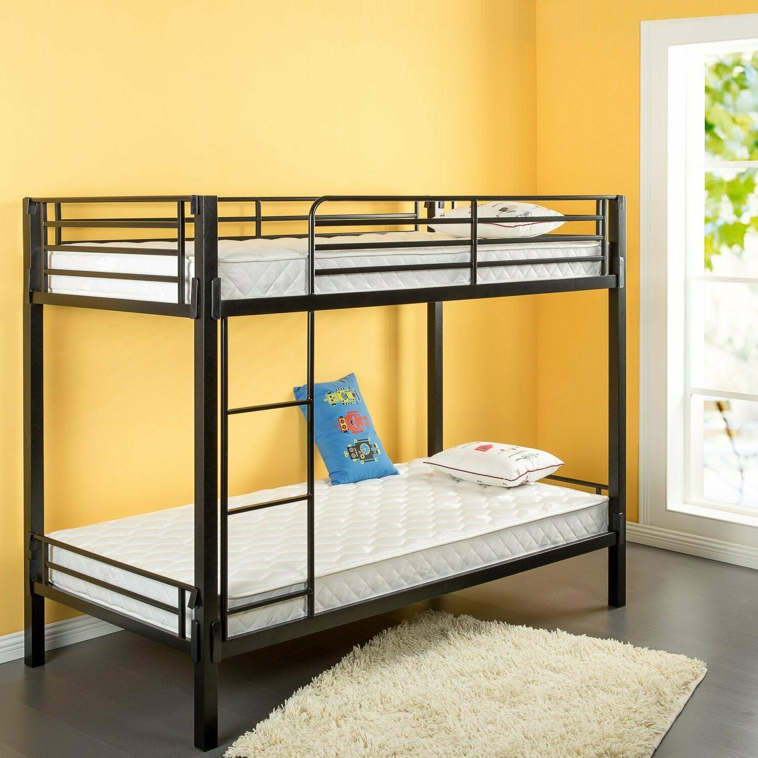Zinus Inch Twin 2 pack, Perfect Bunk Beds/Trundle Beds/Day