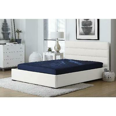 DHP Inch Polyester Filled Bunk Mattress Full, Twin, Navy
