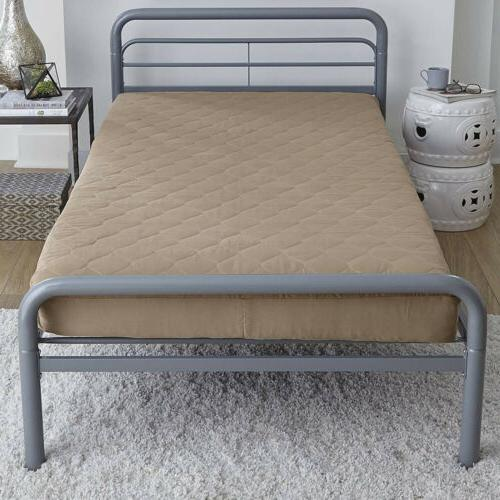 6 twin quilted mattress bunk bed daybed