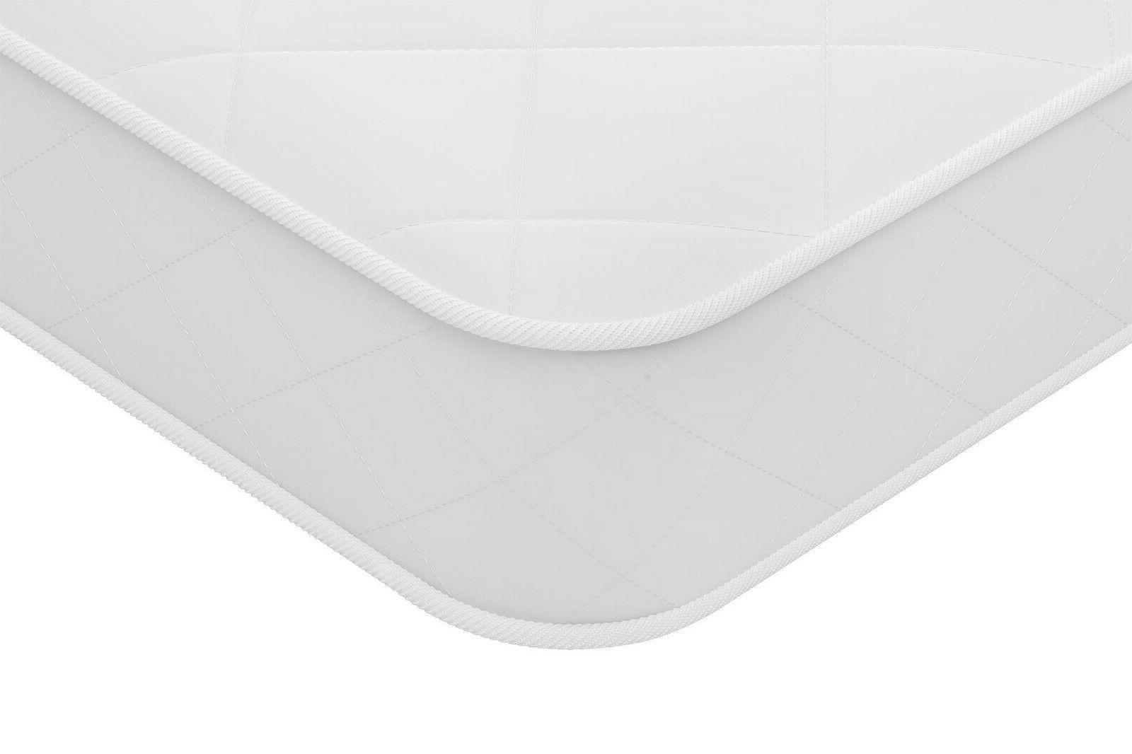 "Coil Mattress Twin Bedroom 6"" Tight Bunk Foam"