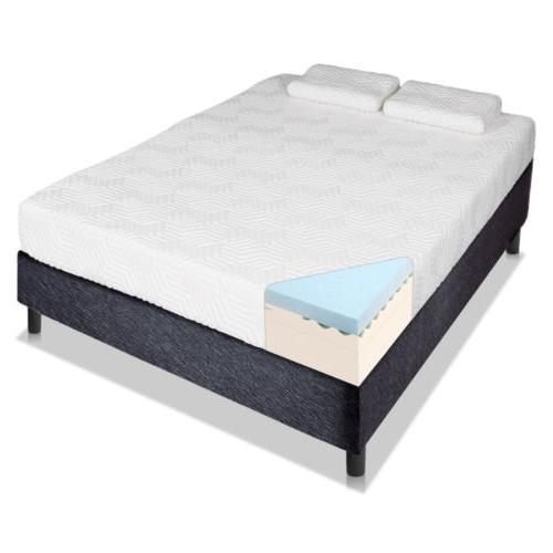 COOL Mattress Bed with 2 Free