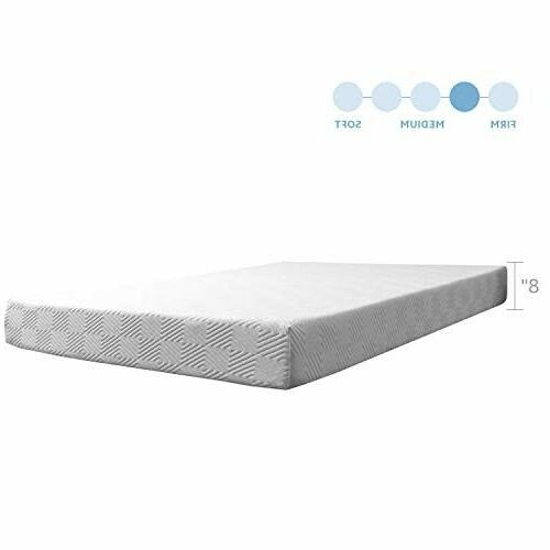 8-Inch Bed Box Medium-Firm Feel Full