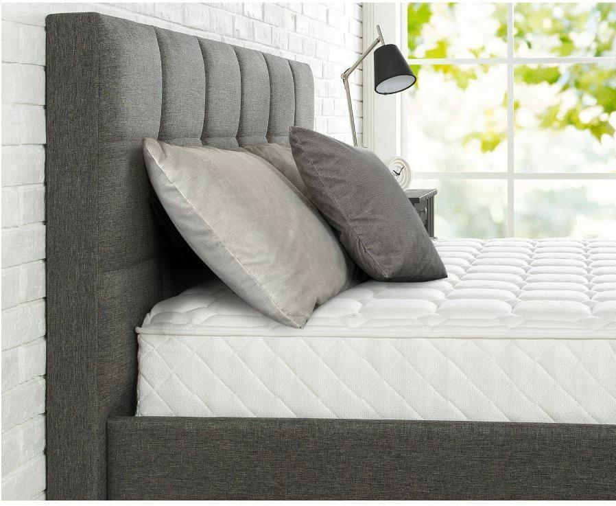 Twin Inch Luxury Adult Bedroom Coil Back Relief