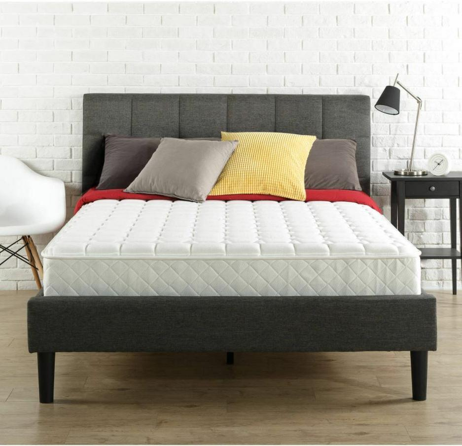 Twin Inch Adult Coil Spring Relief Bed