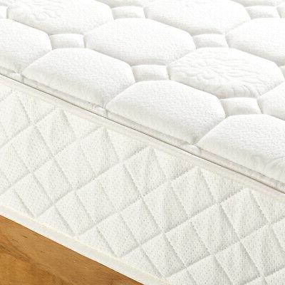 Zinus Inch Mattress Quilted Cover,