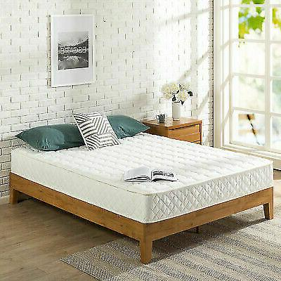 8 inch tight top spring mattress queen