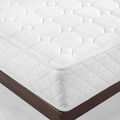8in Spring Slumber 1 By Zinus Bed Sizes