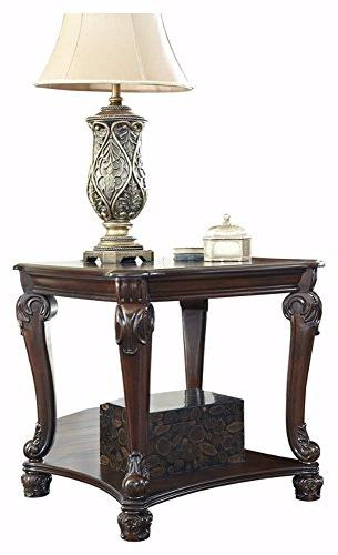 Ashley Furniture Signature Design Norcastle End Table