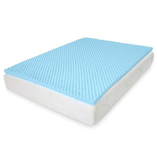 Milliard Gel Topper Twin, Pad Relief, Gel Infusion to a Sleep
