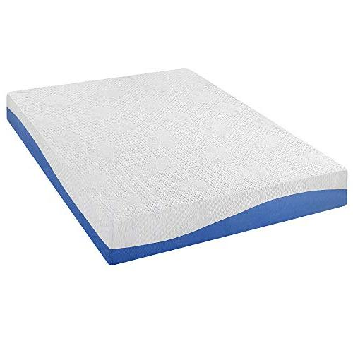 PrimaSleep Wave Infused Memory Foam H, Full,