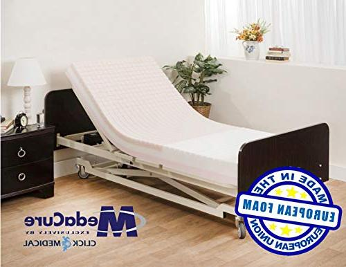 Pressure Redistribution Foam Mattress with Visco Elastic Mem
