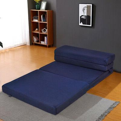 Queen Size -Fold Futon Sleepover Guest