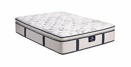 "Serta Smart React Southton Super Pillow Top Mattress ""Full"""