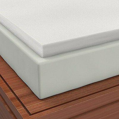 Soft Sleeper 2.5 Queen 3 inch Memory Foam Mattress Pad