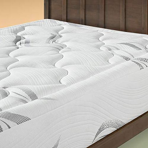 Zinus Memory Foam Inch Premium Cloud-like Full
