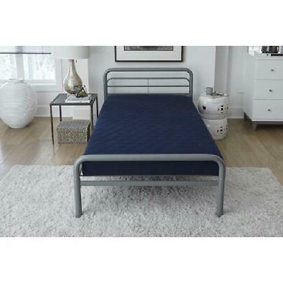 "6"" Quilted Twin Memory Home Bed Sleeping -"
