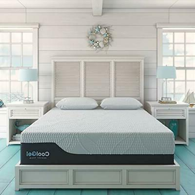 Cool Gel 2.0 Ultimate Gel Memory Foam 14-Inch Mattress with