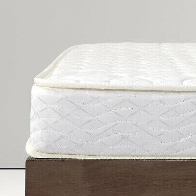 "6"" Full Bed Firm Quilted Top NEW"