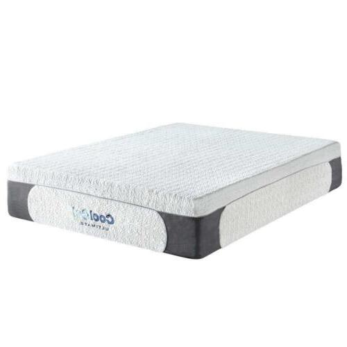 Classic Brands 1.0 Ultimate 14-Inch Mattress with