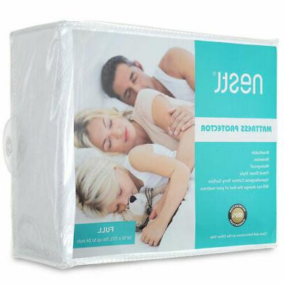 Cotton Terry Hypoallergenic Protector 100%