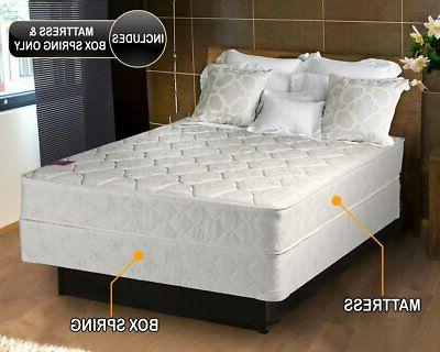 Legacy Gentle Firm Orthopedic Twin Size  Mattress and Box Sp