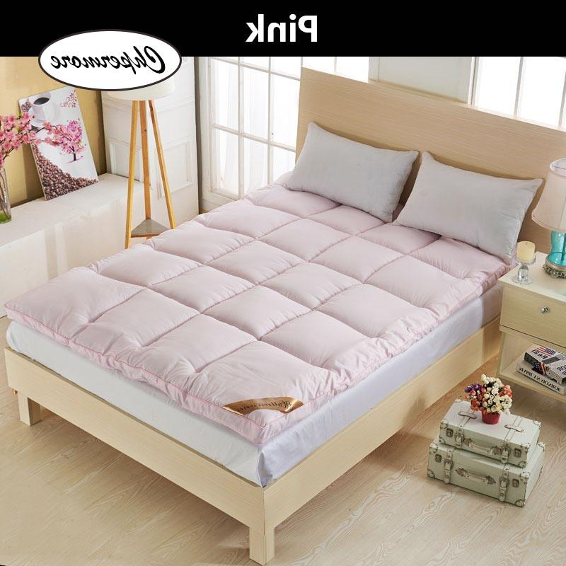 Thicken Foldable Tatami Single double <font><b>Mattresses</b></font> Queen Size