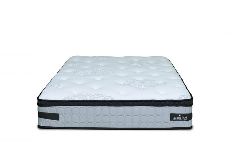Mattress Inch Pillow Top Infused Memory