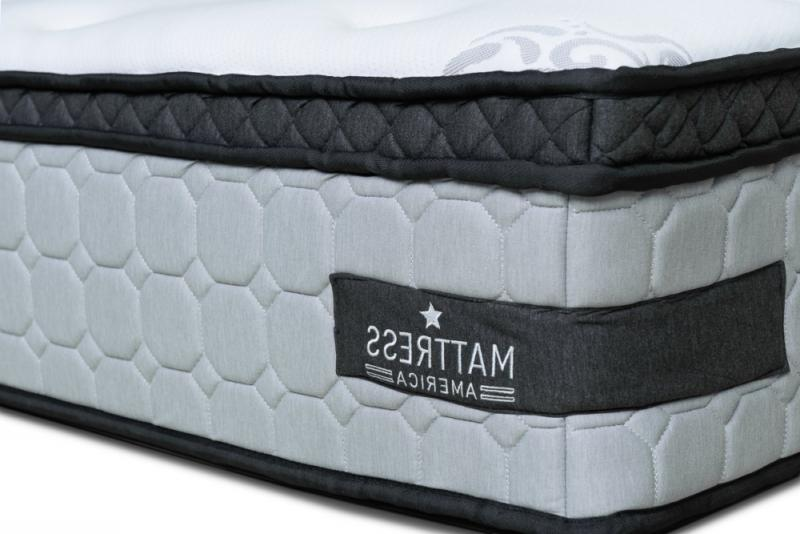 Mattress 13 Inch Hybrid Pillow Top Gel Infused Memory