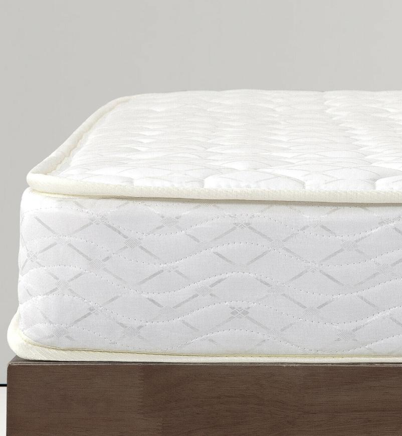 """Full Size Comfort Bed 6"""" W/ Steel Coils Firm Heavy-Duty New"""