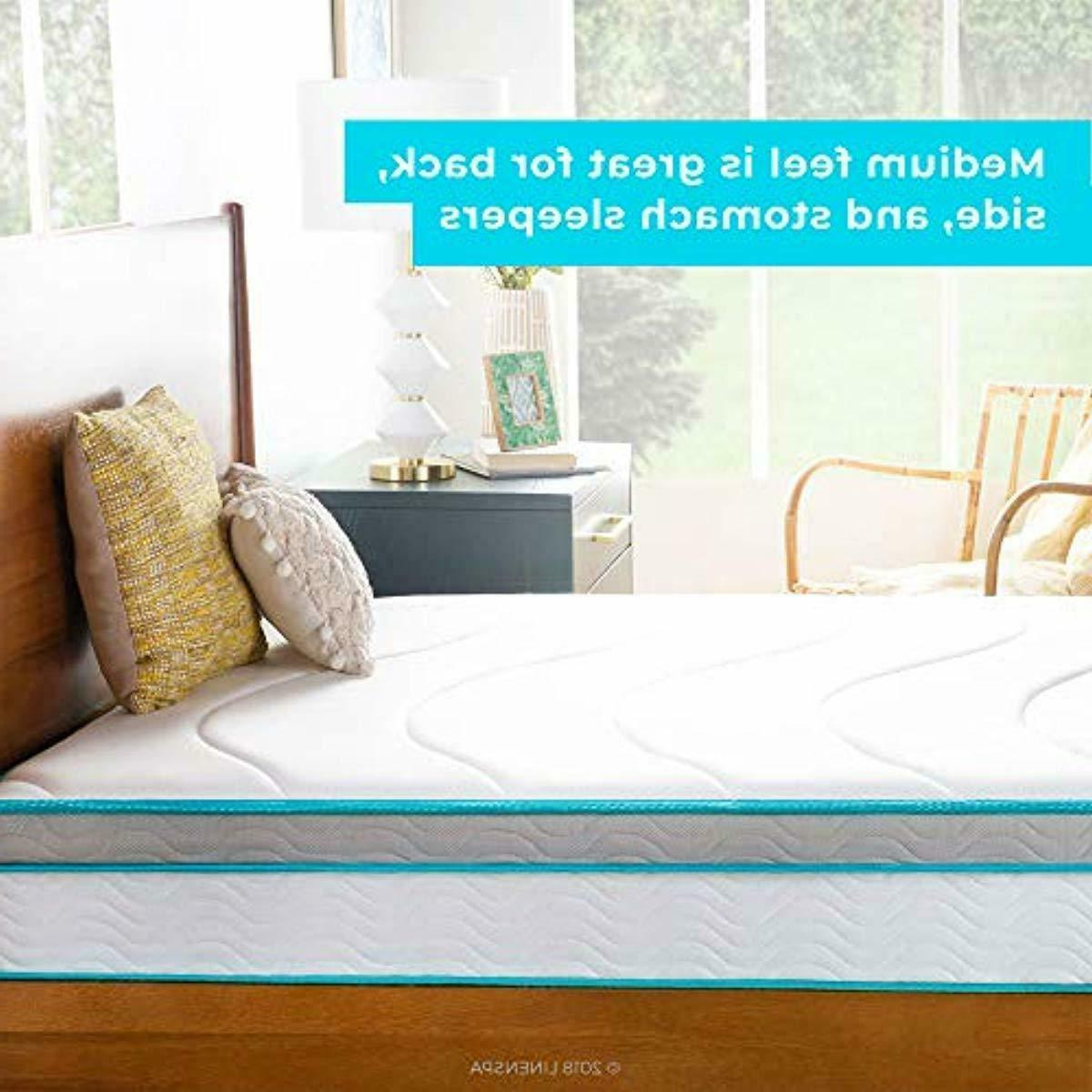 Home Inch Foam and Mattress Twin NEW