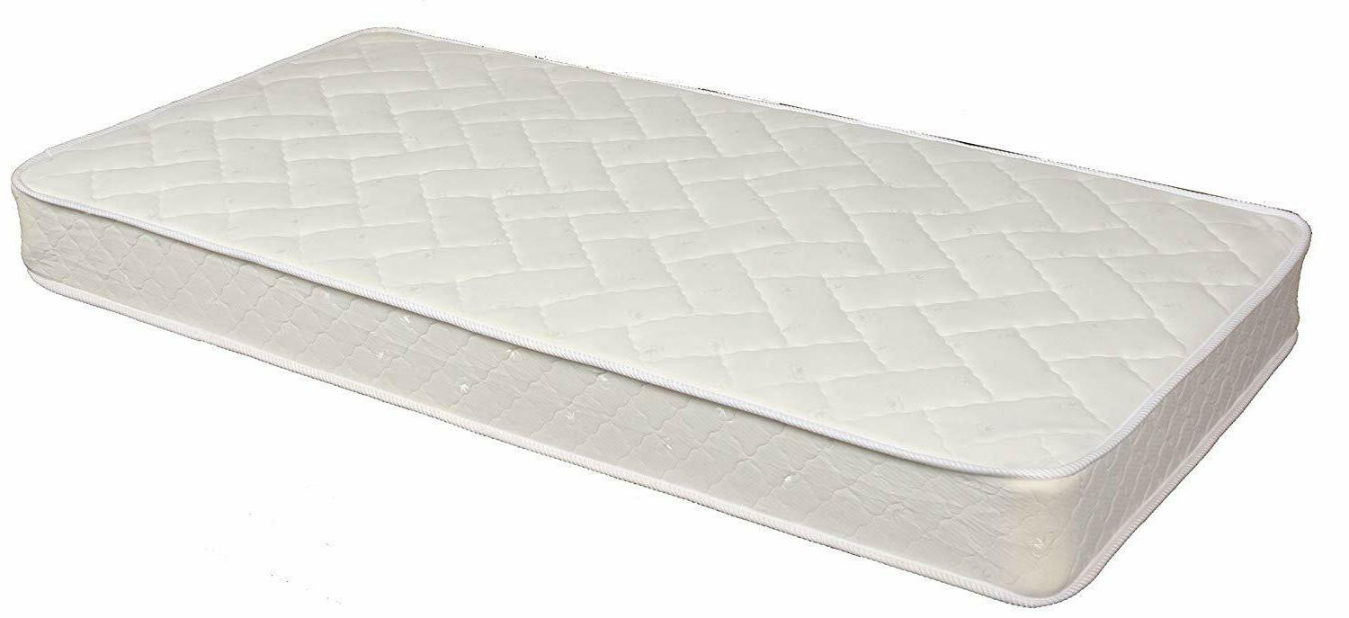 Modern Living Twin Sized Mattress 6-inch thick - Independent