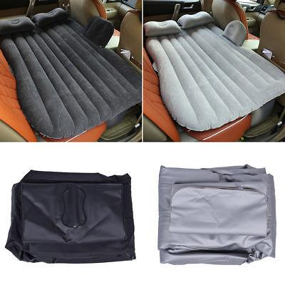 Inflatable Travel Air Bed Camping Mattress Seat Sleep