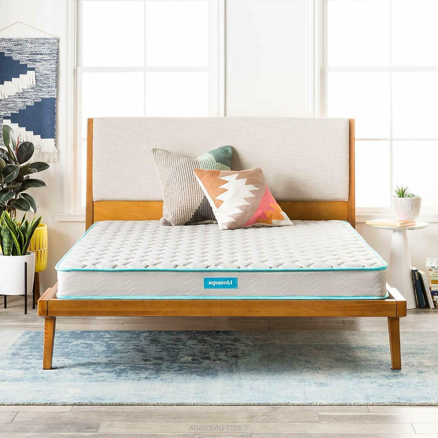 INNERSPRING MATTRESS Twin Full Queen Cal King Size Bed Firm