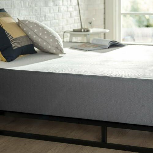 "10"" Gel Memory Foam Bed,Full,Queen,King"