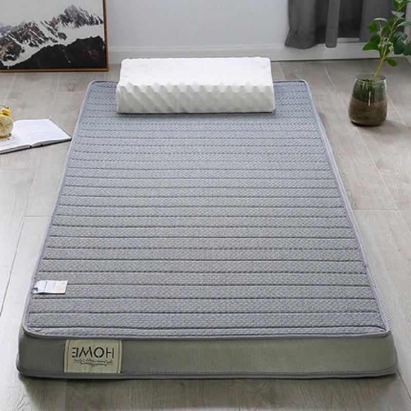 latex Memory high-density foldable washable floor sleeping single twin sofa