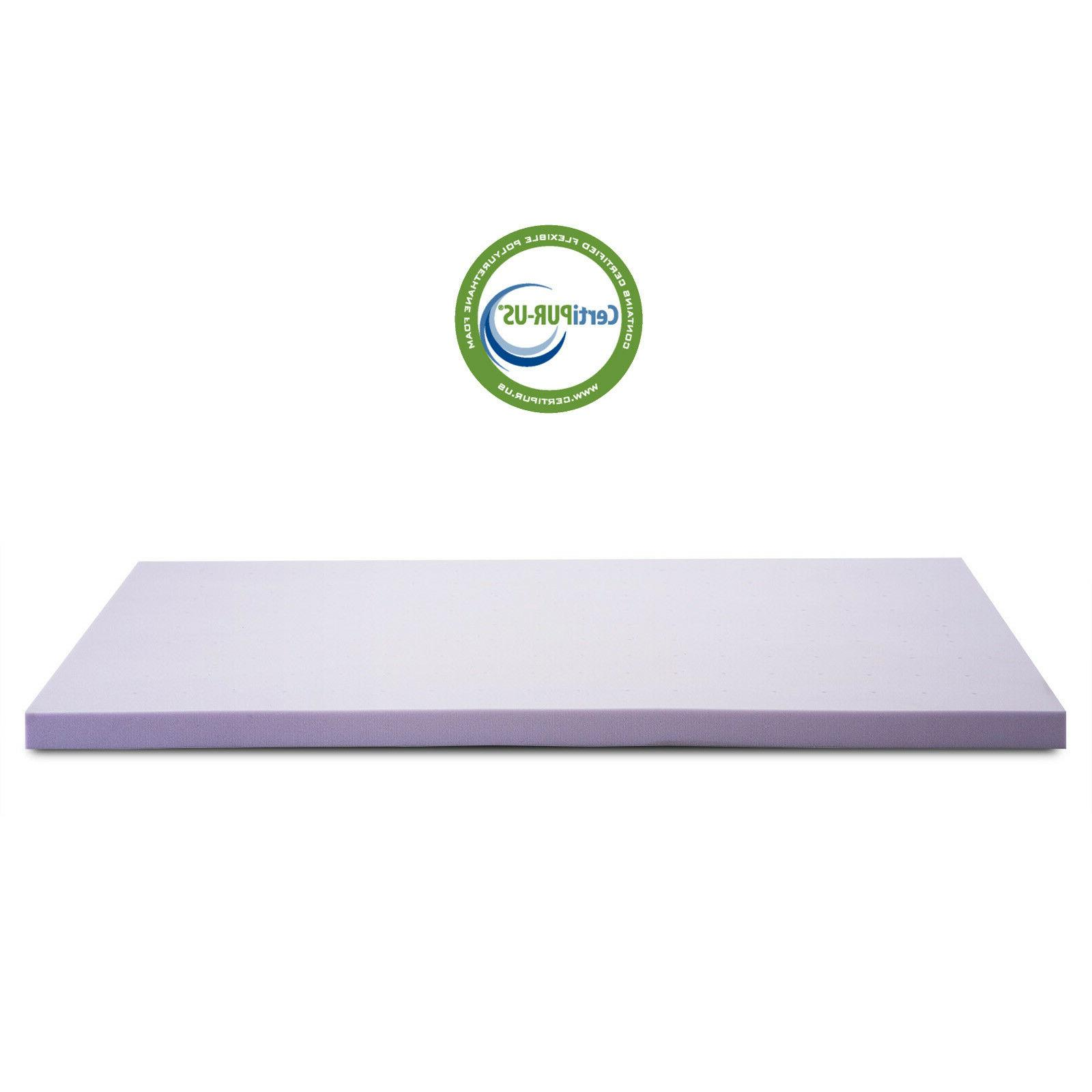 Lavender Topper Pad Available