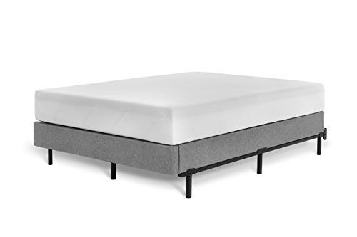 Tuft & Needle Base Frame Queen Mattress Black 5-Year Warranty