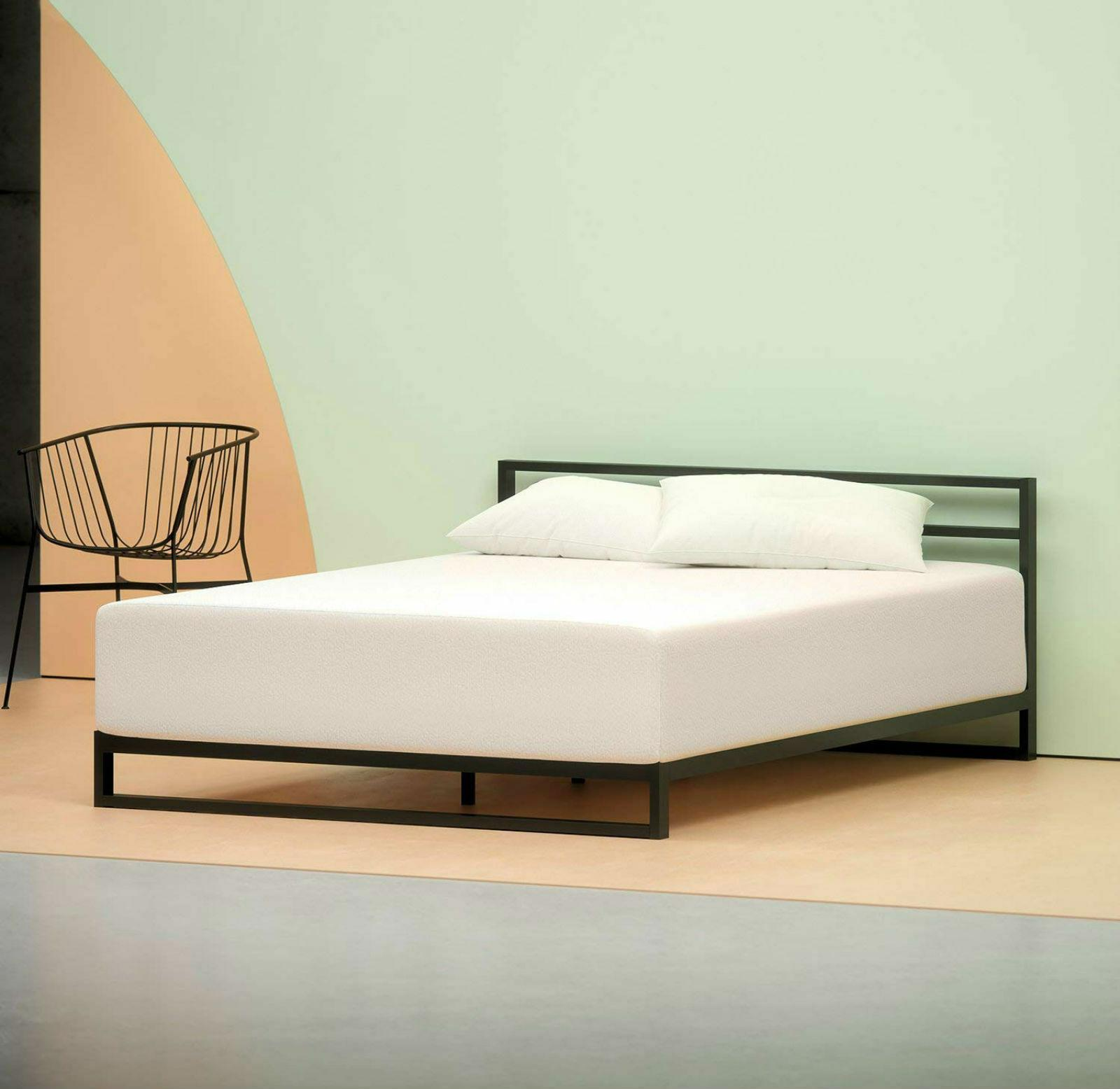 Memory Foam Mattress Bedroom 12inch King Size Home Bed New