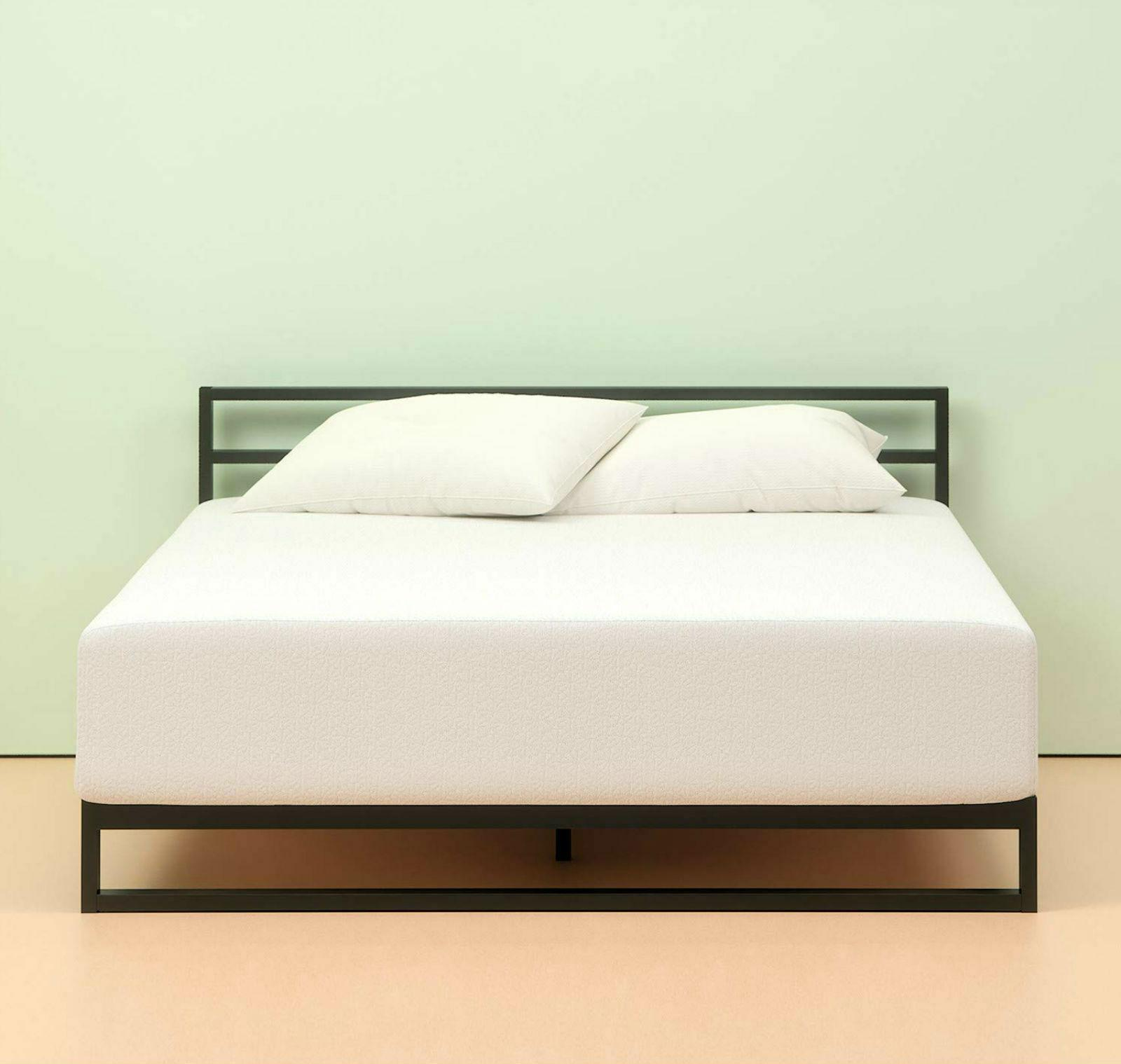 12inch King Home Bed