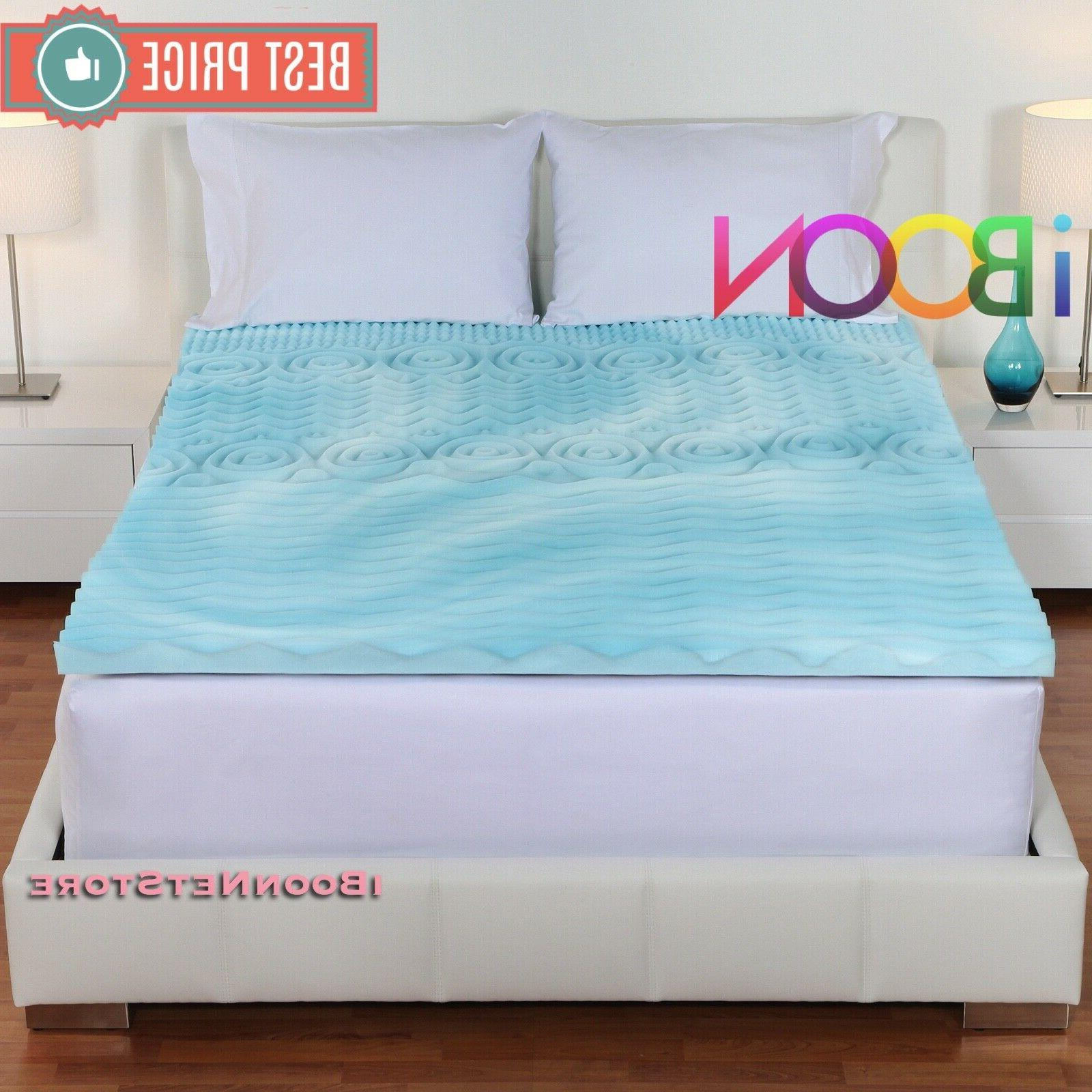 Orthopedic 3 Memory Queen Bed Cover
