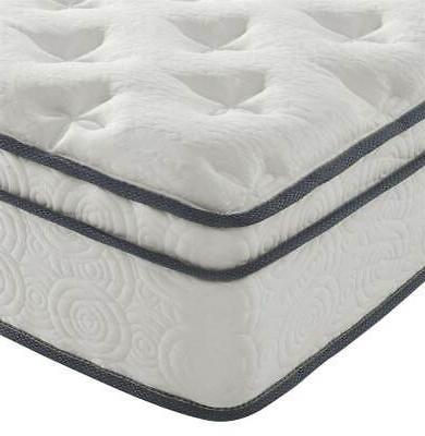 polyester innerspring mattress in white id 3801999