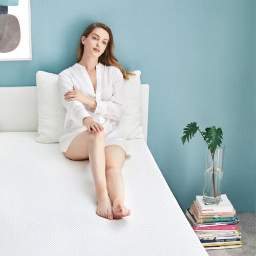10 inch queen size memory foam mattress