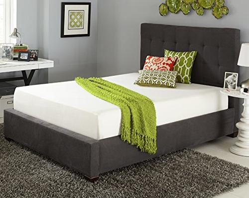 Live & Twin XL Twin Foam Mattress - - Cool Bed in Box Advanced Support - Form - CertiPUR Certified